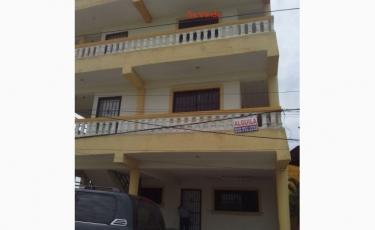 Edificio de 9 apartamentos en San Isidro (Brisas del Oriente)