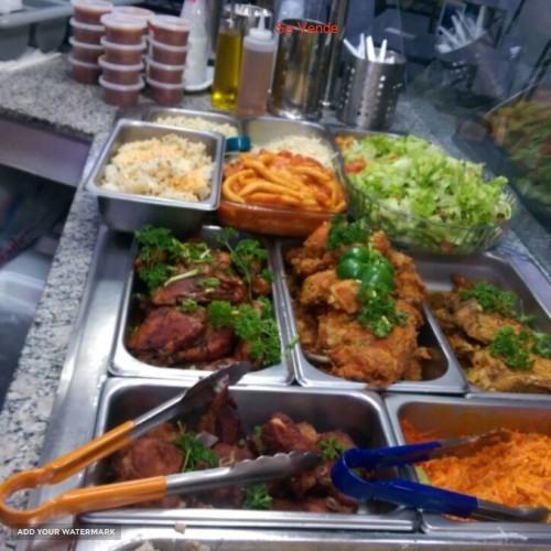 Cadena De Restaurantes De Comida Criolla